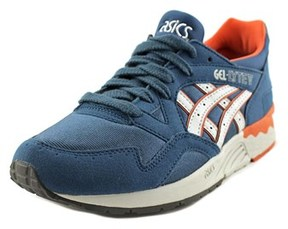 Asics Gel-lyte V Gs Round Toe Synthetic Sneakers.