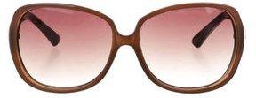 M Missoni Tinted Oversize Sunglasses