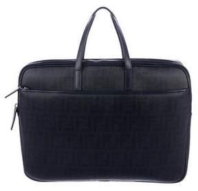 Fendi Zucca Laptop Bag
