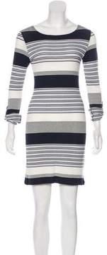 Melissa Odabash Striped Mini Dress