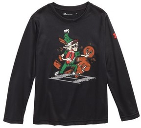 Under Armour Toddler Boy's Breakaway Elf Graphic T-Shirt