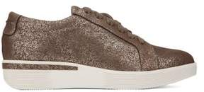 Kenneth Cole New York Gentle Souls By Kenneth Cole Haddie Foiled Suede Platform Sneaker - Women's