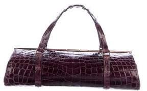 VBH Tootsie Crocodile Bag
