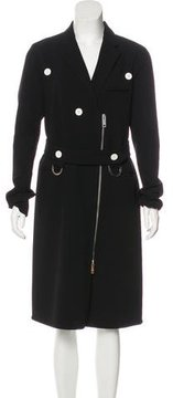 Celine Wool Long Coat