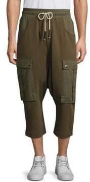 Mostly Heard Rarely Seen Cargo Crop Pants