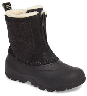 Woolrich Women's Fully Wooly Icecat Waterproof Insulated Winter Boot