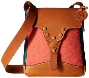 M Missoni Felt w/ Leather Bag Bags