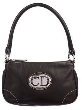 Christian Dior St. Germain Leather Hobo
