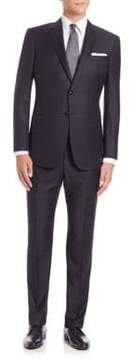 Giorgio Armani Wall Street Wool& Cashmere Suit