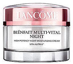 Lancome Bienfait Multi-Vital Night High Potency Night Moisturizing Cream VITA-NUTRI 8TM
