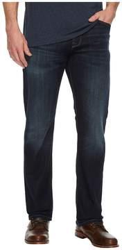 Mavi Jeans Matt Relaxed Straight Leg in Dark Shaded Authentic Vintage Men's Jeans