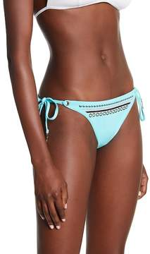 Sperry Embroidered Bikini Bottom