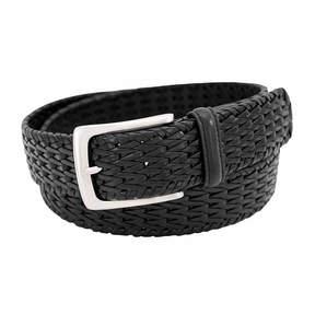Florsheim Woven Leather Belt
