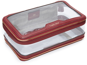 Anya Hindmarch Inflight Plastic Pouch