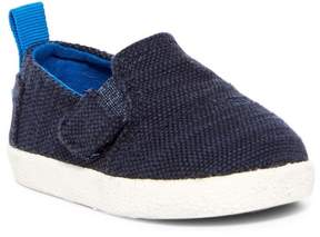 Toms Avalon Slubby Cotton Slip-On (Baby, Toddler, & Little Kid)