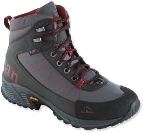 L.L. Bean L.L.Bean Men's Snow Challenger Waterproof Insulated Hiking Boots, Mid