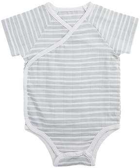 Aden Anais aden + anais - Short Sleeve Kimono Body Suit Kid's Jumpsuit & Rompers One Piece