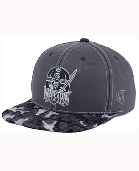 Top of the World Hampton Pirates Luete Snapback Cap