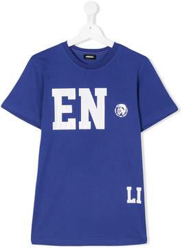 Diesel Teen Tofri slim-fit T-shirt