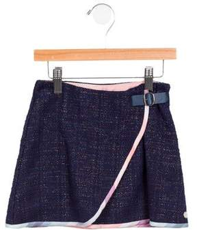 Paul Smith Girls' Melissa Metallic-Accented Skirt w/ Tags