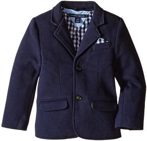 Tommy Hilfiger Kids - Knit Blazer Boy's Jacket