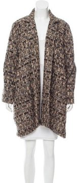 eskandar Metallic Bouclé Jacket w/ Tags
