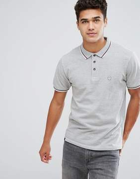 Le Breve Tipped Polo Shirt
