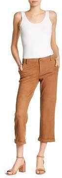 David Lerner Cuffed Chino Pants