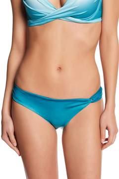 Ach'e A Che' Winslet Ombre Side Knot Hipster Bikini Bottom