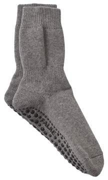 Falke Grey Catspads Socks