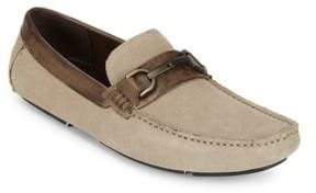 Kenneth Cole Reaction Slip-On Leather Loafers