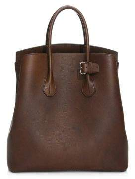 Bally Sommet Leather Tote