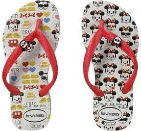 Havaianas Slim Disney Cool Flip Flops (Toddler/Little Kid/Big Kid)