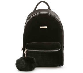 Aldo Women's Pobbio Velvet Mini Backpack