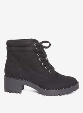 Dorothy Perkins Black 'Melanie' Ankle Boots