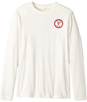 Stella McCartney Gene 'Pizza King' Tee with Patched Detail Boy's Clothing