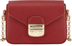 Longchamp Le Pliage Heritage Mini Crossbody Bag - RED - STYLE