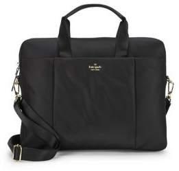 Kate Spade Commuter Messenger Bag - BLACK - STYLE