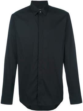 Jil Sander concealed button shirt