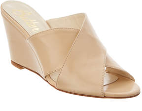 Butter Shoes Palooza Leather Wedge Sandal
