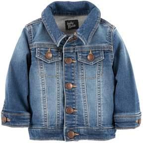 Osh Kosh Oshkosh Bgosh Baby Girl Denim-Like Jacket