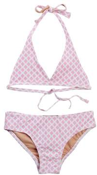 Toobydoo Chavie Ikat Bikini (Toddler, Little Girls, & Big Girls)