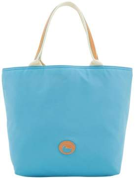 Dooney & Bourke Bal Harbour All Day Tote - LIGHT BLUE - STYLE