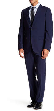 Ike Behar Smart Wool Travel Suit