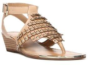 Fergie Embellished Balance Wedge Sandals
