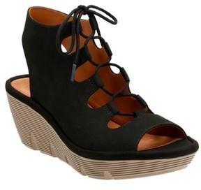 Clarks Women's Clarene Grace Wedge Sandal