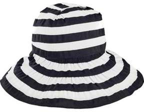 San Diego Hat Company Women's Crossback Striped Ribbon Bucket Hat Rbl4792.