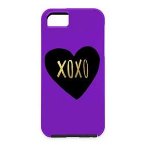 Deny Designs Leah Flores I Love You Like XO Case for iPhone® 5 and 5S