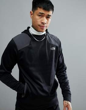 The North Face Mountain Athletics Running Ampere Hoodie In Black