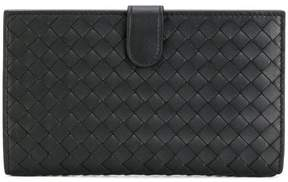 Bottega Veneta woven leather purse